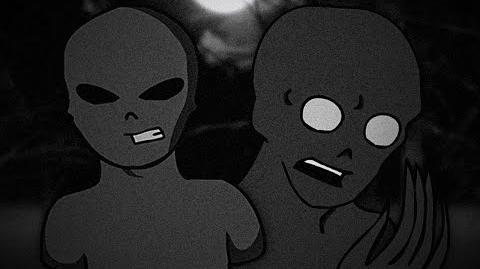 The Rake vs BOB. Epic Rap Battles of Creepypasta Season 2.