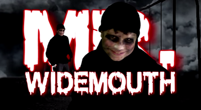 Mr WideMouth
