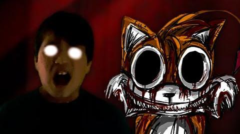 Tails Doll vs Herobrine - Epic Rap Battles of Creepypasta 3