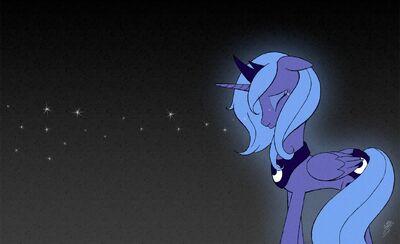 24324 - alone lonely luna sad