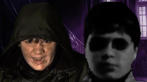 Creepy Black vs Lost Silver - Epic Rap Battles of Creepypasta 1