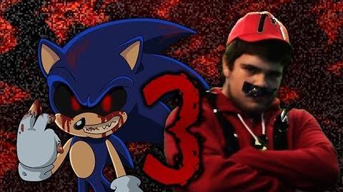 (MAYPRIL FOOLS) MARIO vs Sonic.exe 3. Epic Rap Battles of Creepypasta Season 2.