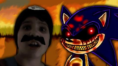 MARIO vs Sonic.exe - Epic Rap Battles of Creepypasta 4