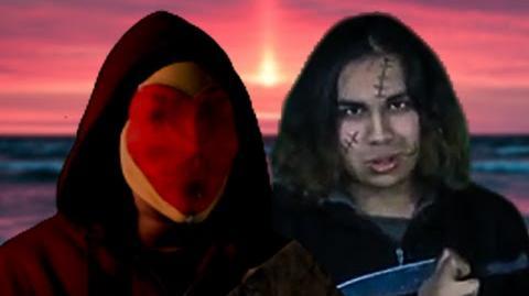 Heartful Lou vs Homicidal Liu. Epic Rap Battles of Creepypasta Season 2.