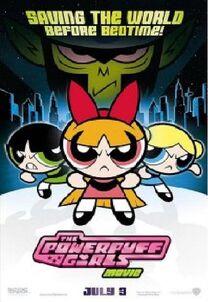 Power puff girls Movie party