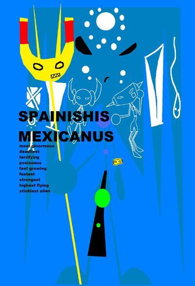 Spainishis mexicanus