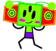 Martian Boomboxer