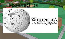 Reserved for wikipedia