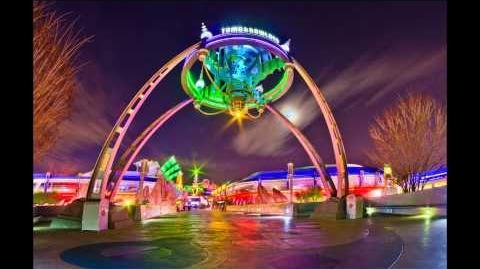 Tokyo Disneyland Tomorrowland Area Music COMPLETE LOOP