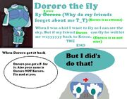 Dororo the fly