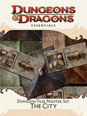 2x Dungeon Tiles Master Set The City