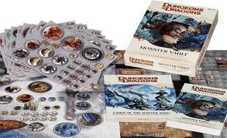 Monster-vault-components