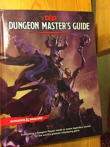 Dungeon Master´s guide