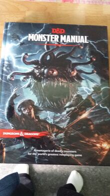 Monster manual 5th