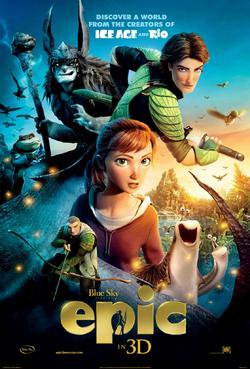 Epic Film Poster