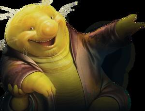 Character main Nim Galuu