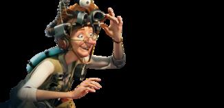 Character main Bomba