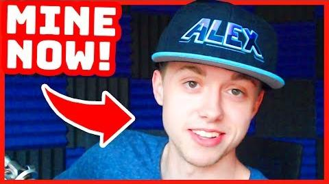 Video - ALEX'S CHANNEL IS MINE NOW!! | Epic Tree House Wiki