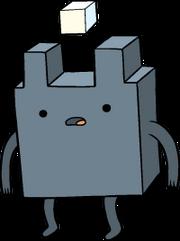 Cube people