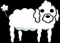 Zombie Poodle