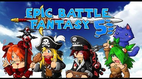 Epic Battle Fantasy 5 Trailer (English v4)(Release Info below)