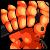 EBF5 Foe Icon Magma Hand
