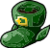 Item Leafy Boots