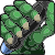 EBF5 Foe Icon Zombie Hand
