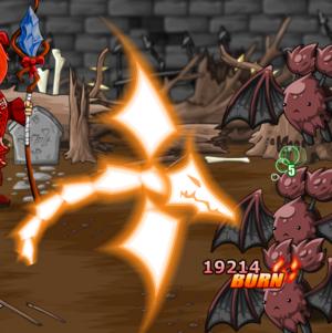 Dragon Flame EBF4