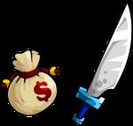 Bandit blade 5