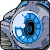 EBF5 Foe Icon Blue Flybot