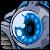 EBF5 Foe Icon Blue Flybot