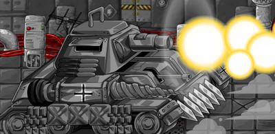 Tank Cannon