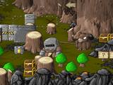 Epic Battle Fantasy 4 Battle Mountain Map/A5