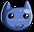 Flair Cat Badge