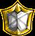 EBF5 Flair Shield Medal