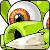 EBF5 Foe Icon Lime Squid