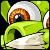 EBF5 Foe Icon Lime Squid
