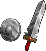 Steel buckler 5