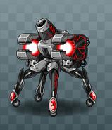 EBF5 Bestiary Prototype 9X