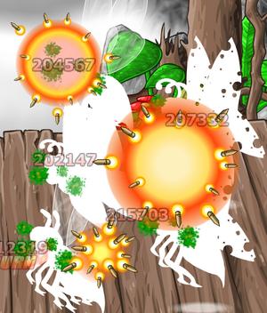 Flame Burst