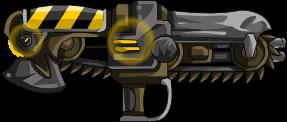 Chainsaw Gun