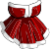 EBF4 Arm Santa Outfit (female)