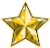 EBF5 Flair Gold Star