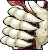 EBF5 Foe Icon Skeleton Hand