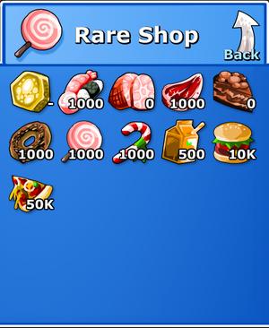 Rare Shop