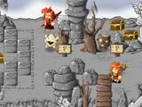 Epic Battle Fantasy 4 Battle Mountain Map