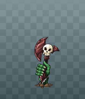 Evil Axe