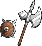 Viking buckler 5