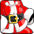 EBF5 Arm Santa Outfit